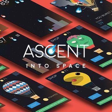 Présentation du jeu ASCENT INTO SPACE