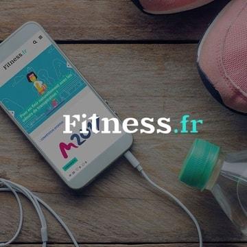 Présentation du site FITNESS.FR
